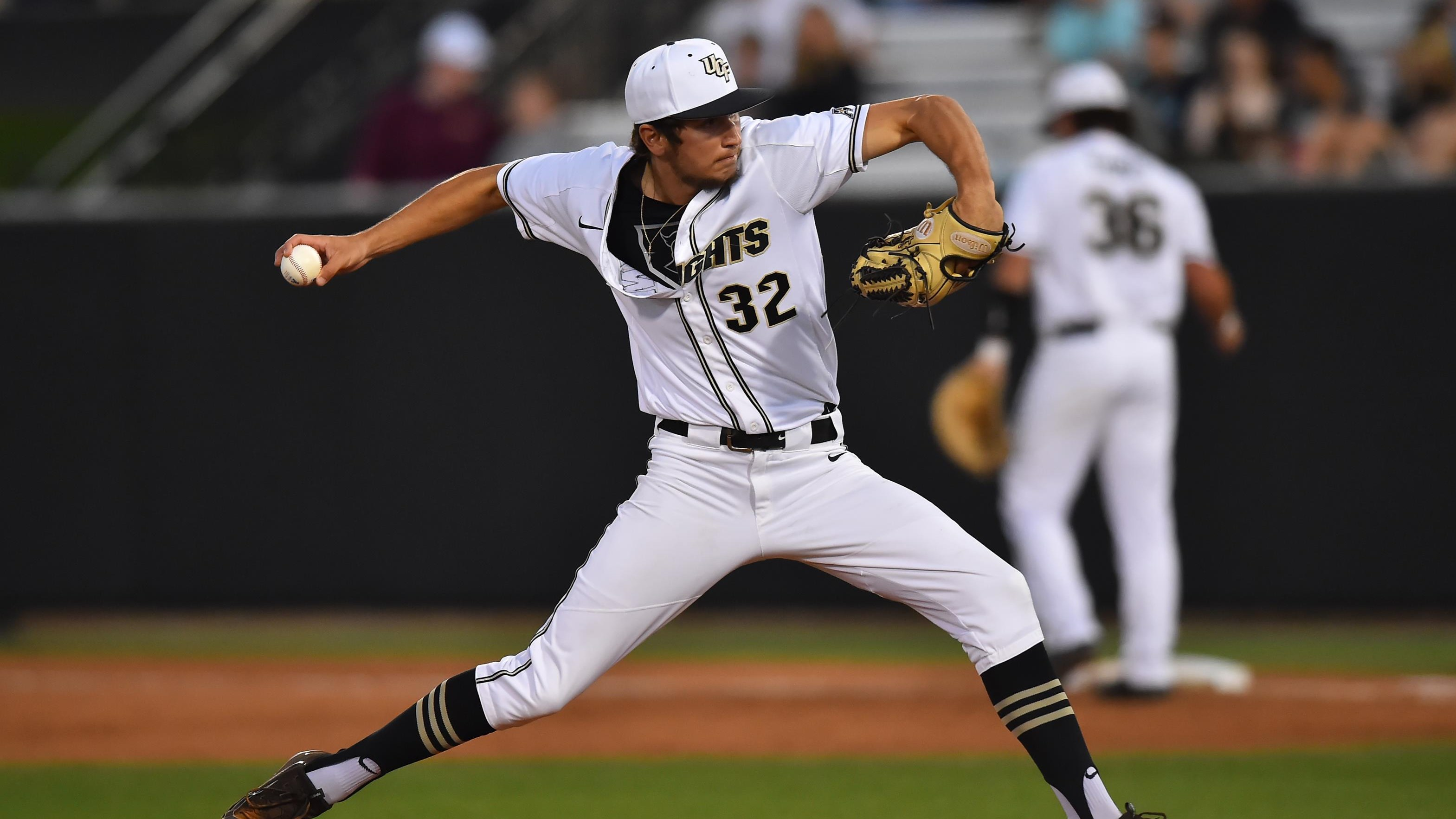 PREVIEW The Veteran Pitchers UCFKnights