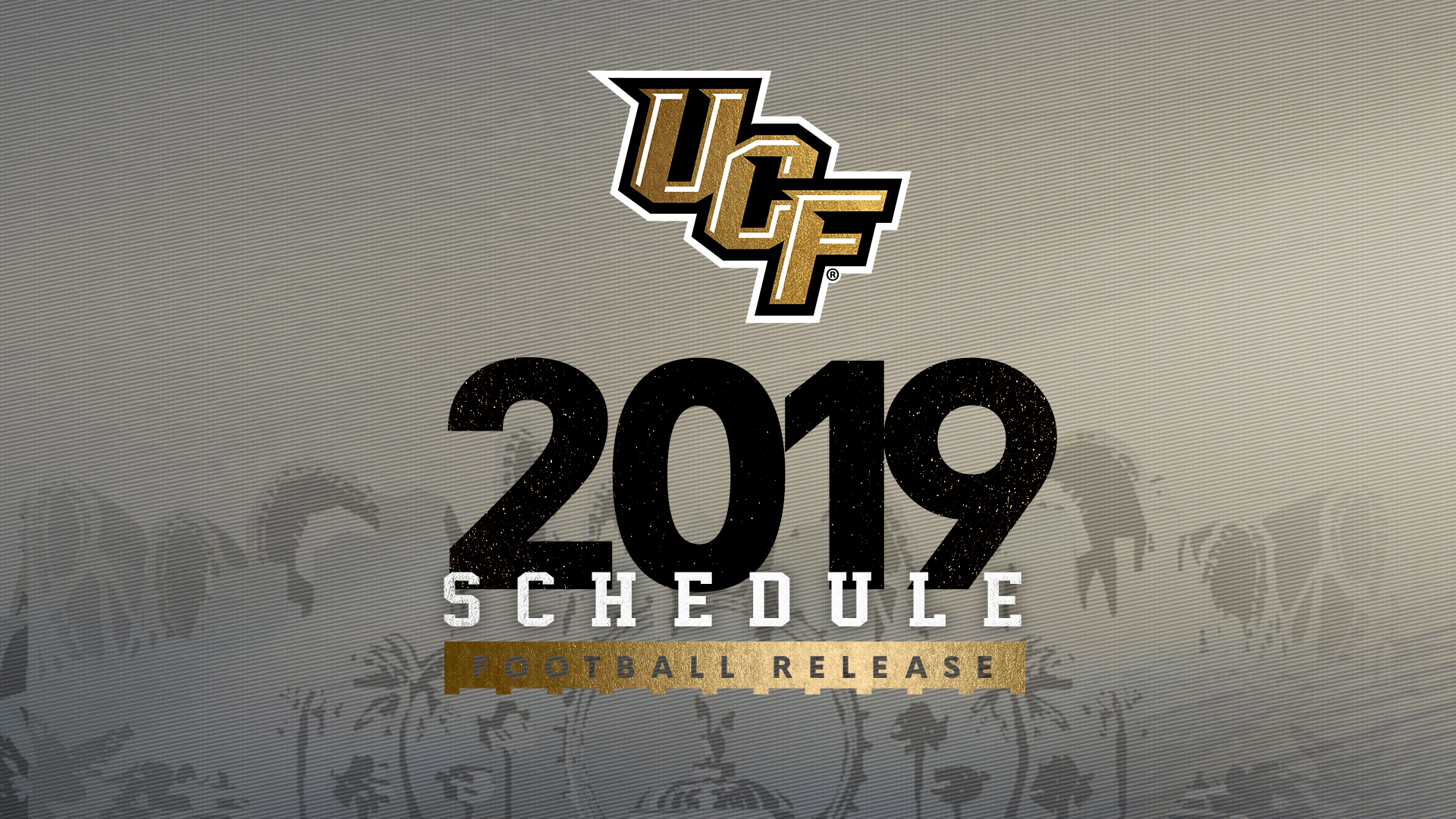 Ucf Football Schedule 2020.2019 Football Schedule Announced Ucf Athletics